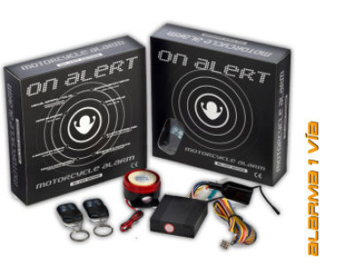Alarma On Alert 1 via    Ref.  AC300W101
